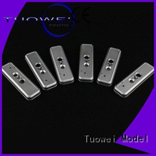 Tuowei medical metal casting prototypes mockup