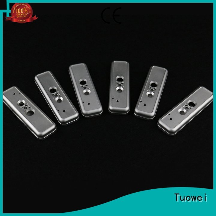 cavity products small batch machining precision parts prototype Tuowei