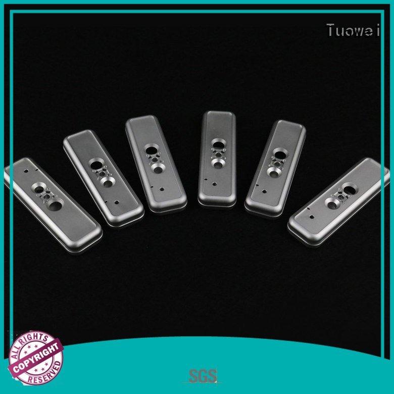 Tuowei cavity medical rapid prototype customized for aluminum