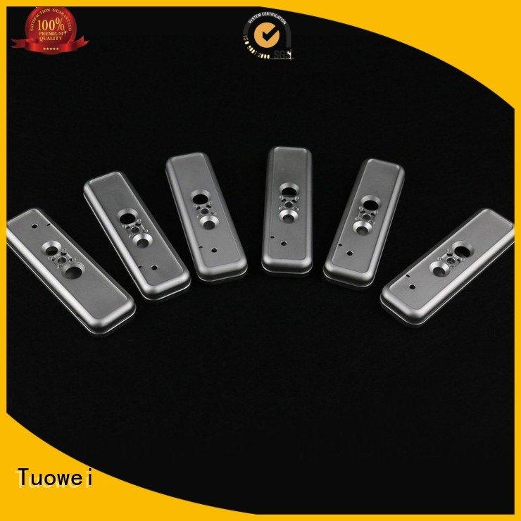 uav medical devices parts prototype equipments tube Tuowei company