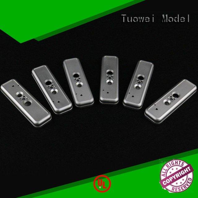 testing aluminum sheet metal milling customized