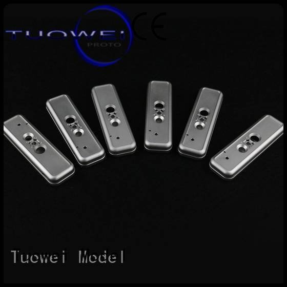 Custom medical devices parts prototype tube phone precision Tuowei