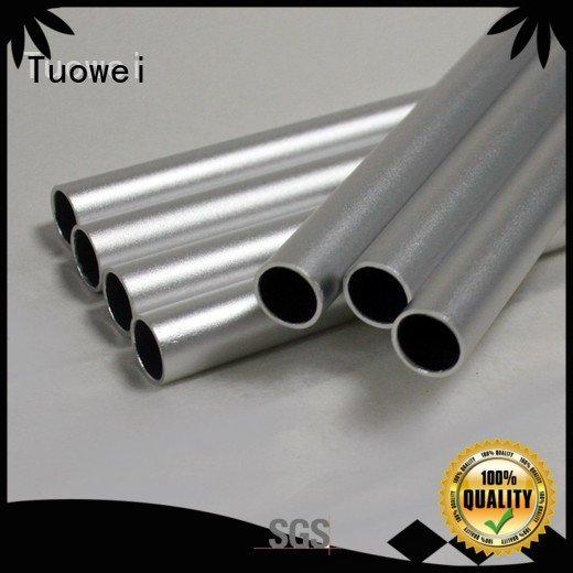 precision aluminum alloy rapid prototype supplier for plastic Tuowei