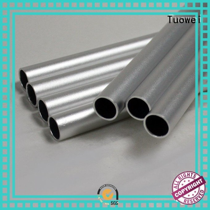 prototyping aluminum parts for testing equipments prototype customized for aluminum Tuowei