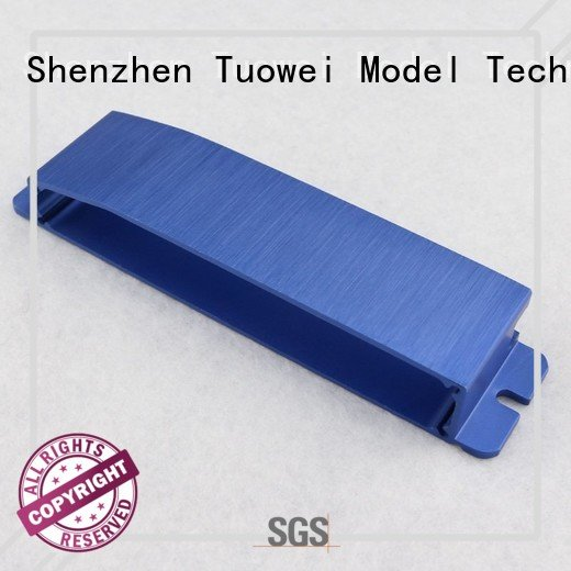 Tuowei testing aluminum tubing shell for industry