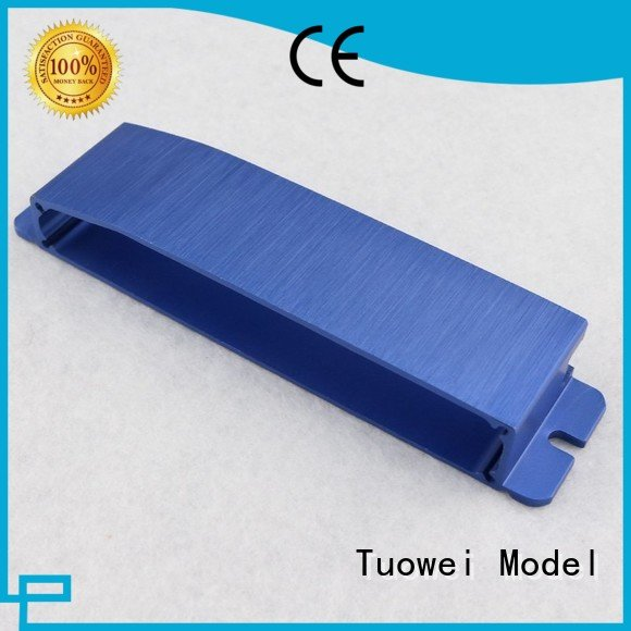 small batch machining precision parts prototype services best medical devices parts prototype lock Tuowei Brand