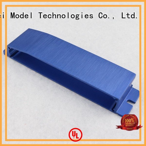 rapid aluminum alloy rapid prototype factory for plastic
