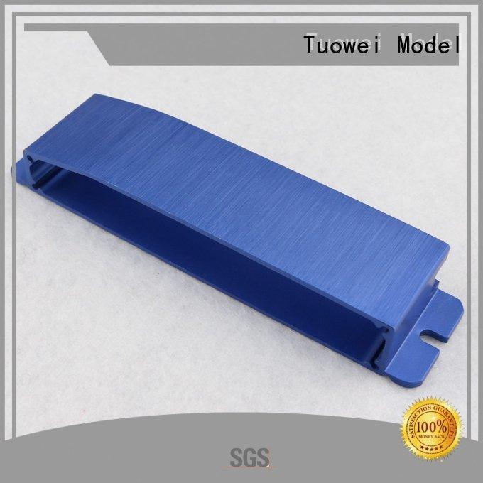 small batch machining precision parts prototype prototype testing medical devices parts prototype Tuowei Warranty