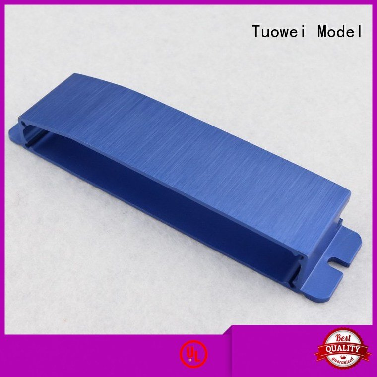 Tuowei pen aluminum prototype factory for plastic