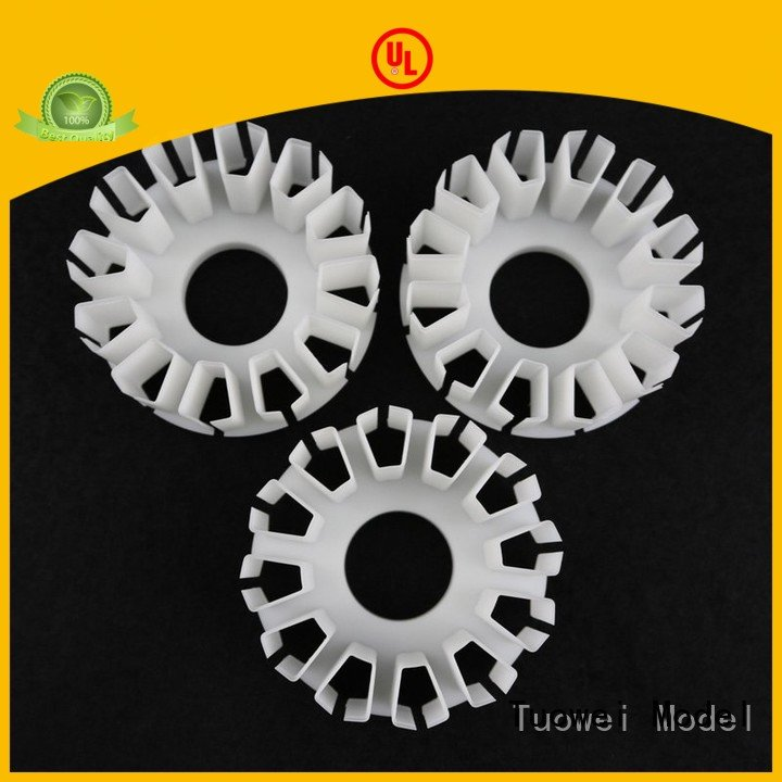 Tuowei face sla 3d printing service customized for aluminum