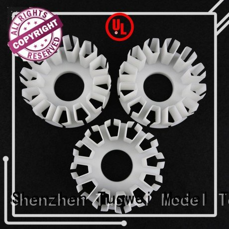 Tuowei motor 3d prototype foam manufacturer