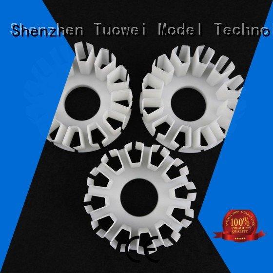 helmet 3d printing rapid prototyping supplier for aluminum Tuowei
