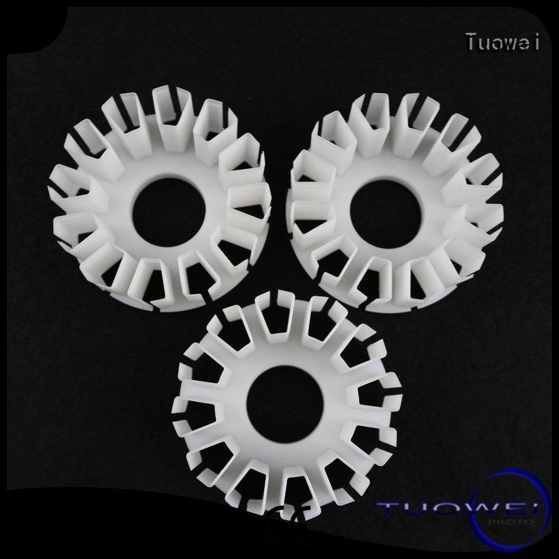 Tuowei services best 3d printer helmet for industry
