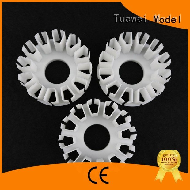 Tuowei electrical best 3d printing service mockup for aluminum
