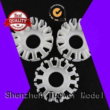 services 3d printing sla rapid prototype manufacturer for plastic Tuowei