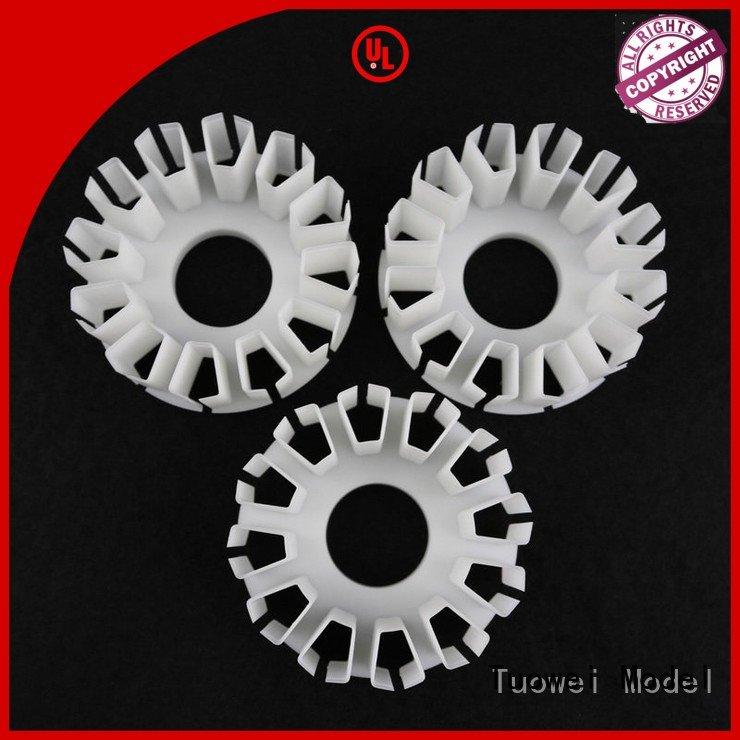 services 3d printer plastic design for aluminum Tuowei