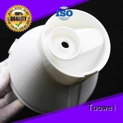 Tuowei helmet sla 3d printing service supplier for plastic
