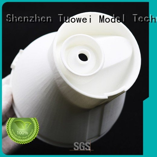 Tuowei rapid steam face device prototype device for plastic