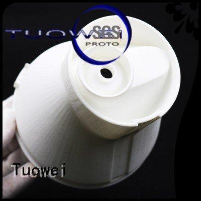 Tuowei turbine 3d printing prototypes cheap mockup
