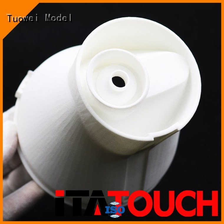 Tuowei motor sla 3d printing service factory for metal