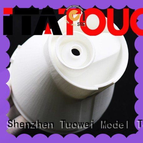 Tuowei turbine 3d printing prototypes uk factory
