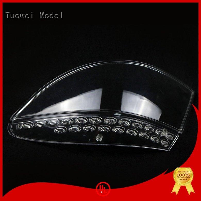 Tuowei cnc architecture pmma rapid prototype
