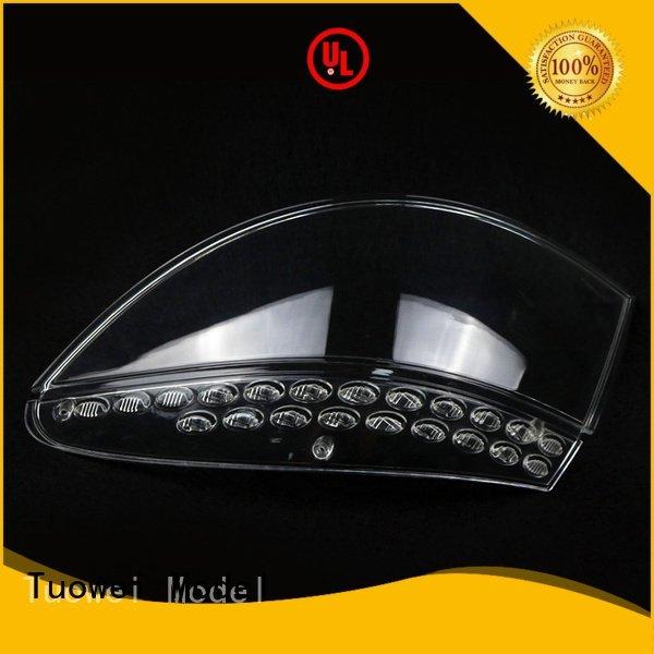 Quality pmma rapid prototype Tuowei Brand pmma transparent pmma prototypes factory