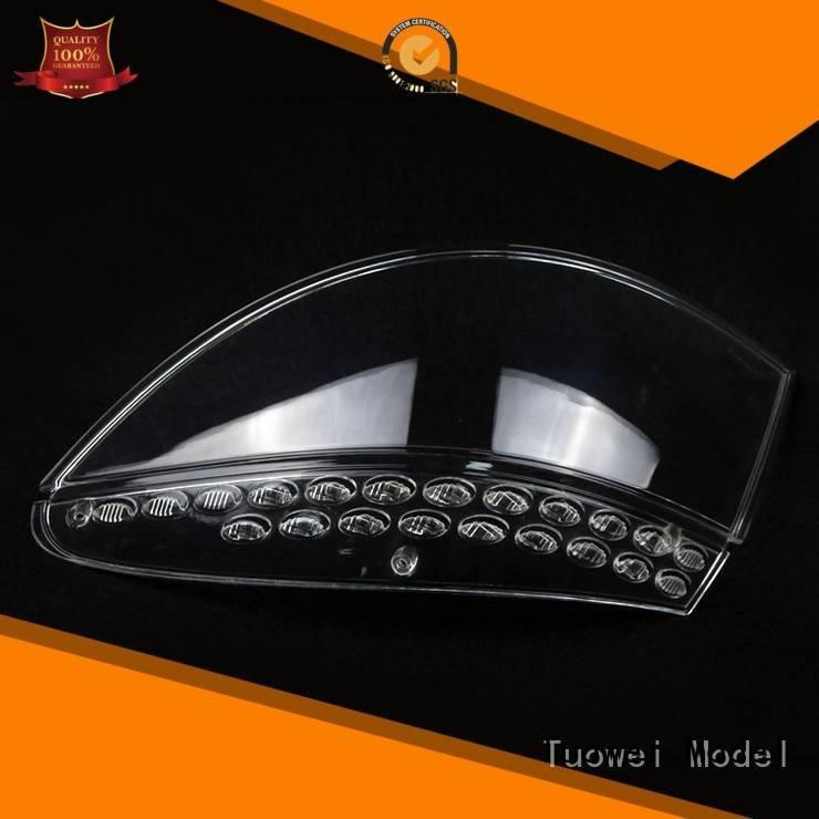 rapid light prototype pmma Tuowei transparent pmma prototypes factory