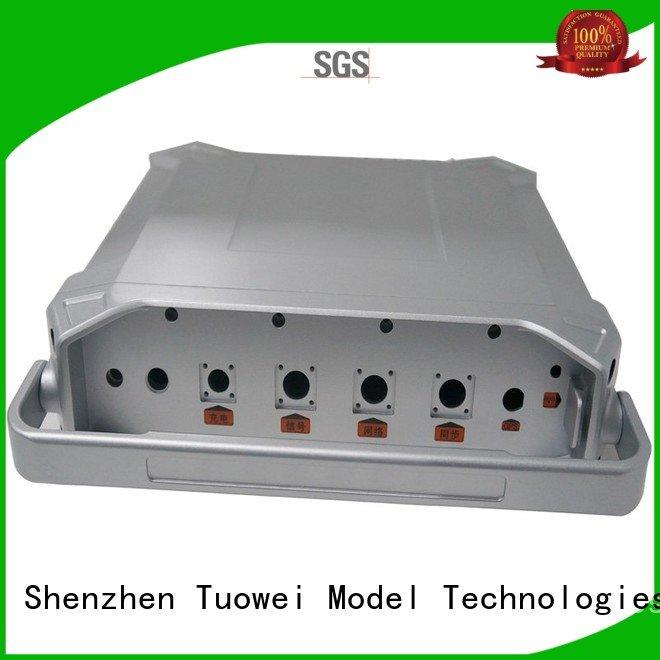 rapid aluminum rapid prototype supplier equipments customized