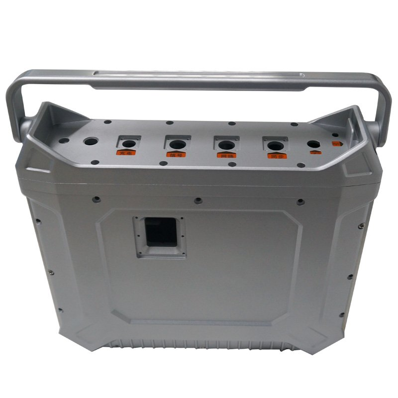 Tuowei-Aluminum data converter rapid prototype-1