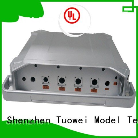 Tuowei testing build a prototype factory for aluminum