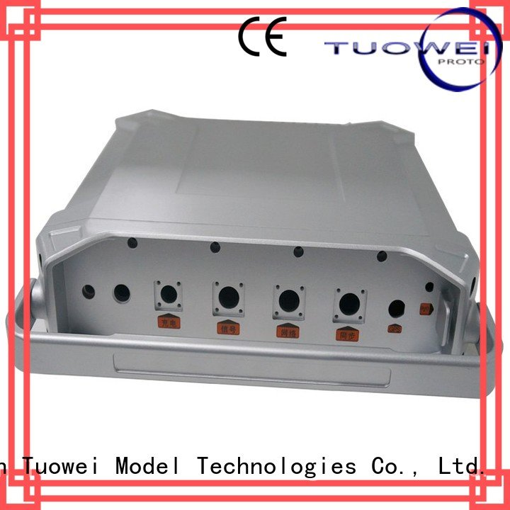 prototyping aluminum rapid prototyping manufacturer for industry