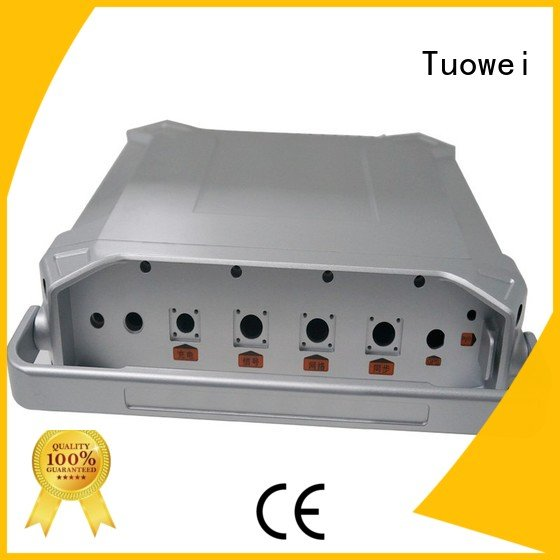 audio aluminum prototype remotecontrolled for metal Tuowei