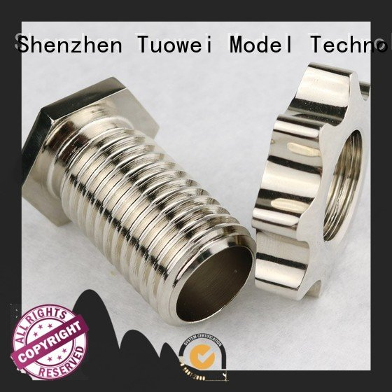 housing al material rapid prototyping suppliers manufacturer for industry Tuowei