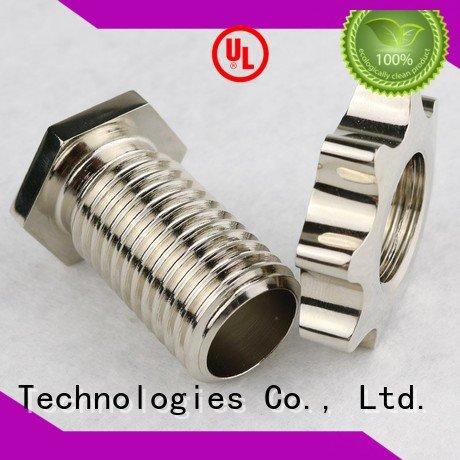 data aluminum alloy rapid prototype customized for plastic Tuowei