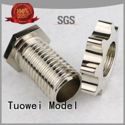 pen aluminum tube rapid prototype manufacturer for industry Tuowei