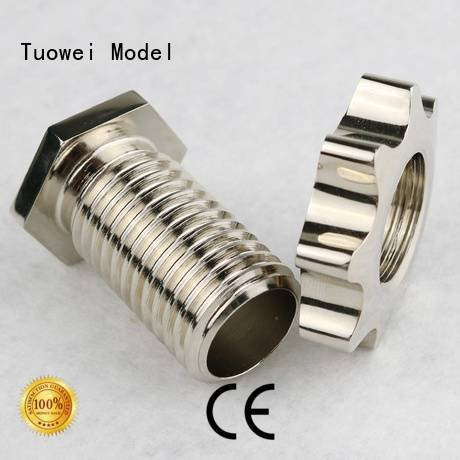 Tuowei medical devices parts prototype shell high rapid equipments