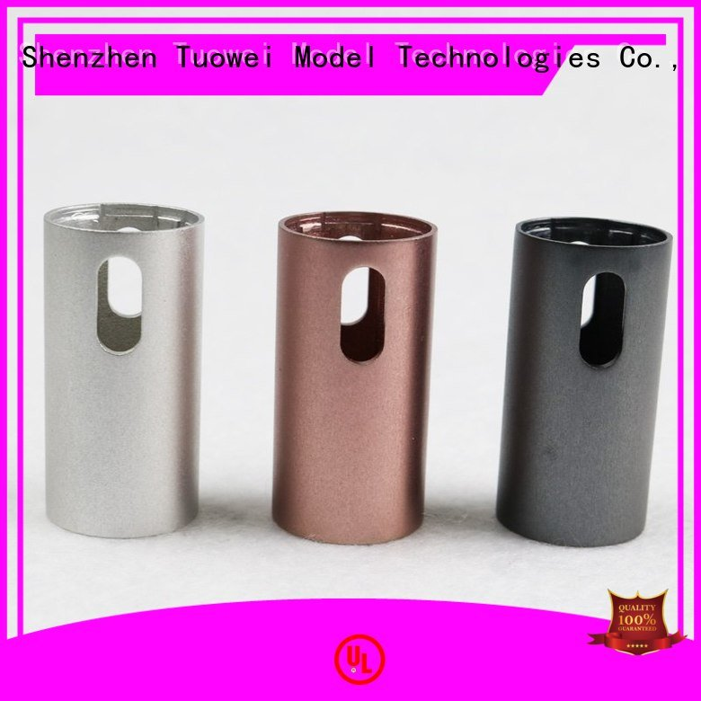 rapid product prototype factory for plastic Tuowei