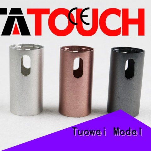 communication rapid aluminum prototype factory customized for industry Tuowei