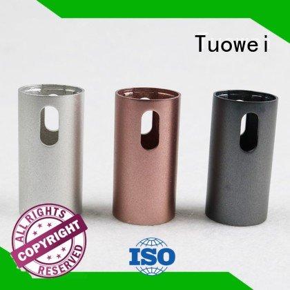 Tuowei rapid cnc aluminum prototype design for metal