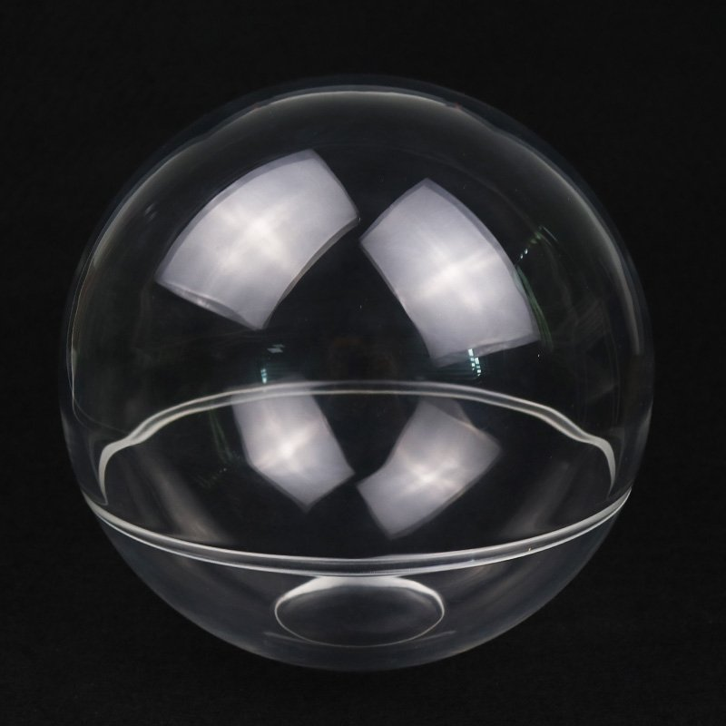 Tuowei-Transparent PMMA Plastic Prototype