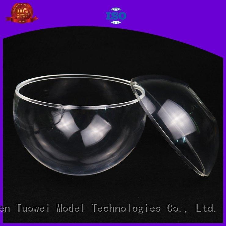 OEM pmma rapid prototype plastic rapid surface transparent pmma prototypes factory