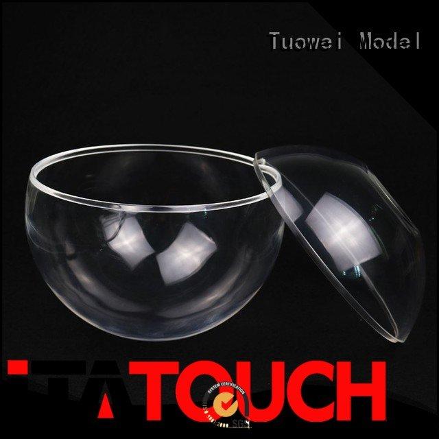Tuowei pmma prototype plastic molding supplier