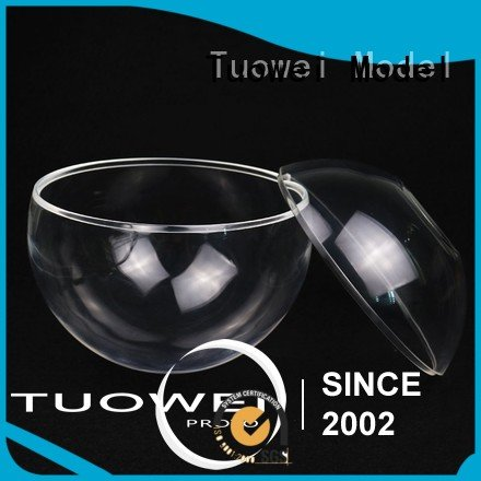Tuowei rapid acrylic pmma prototypes manufacturers pmma for aluminum