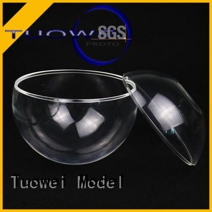 pmma material rapid prototyping pmma for plastic Tuowei