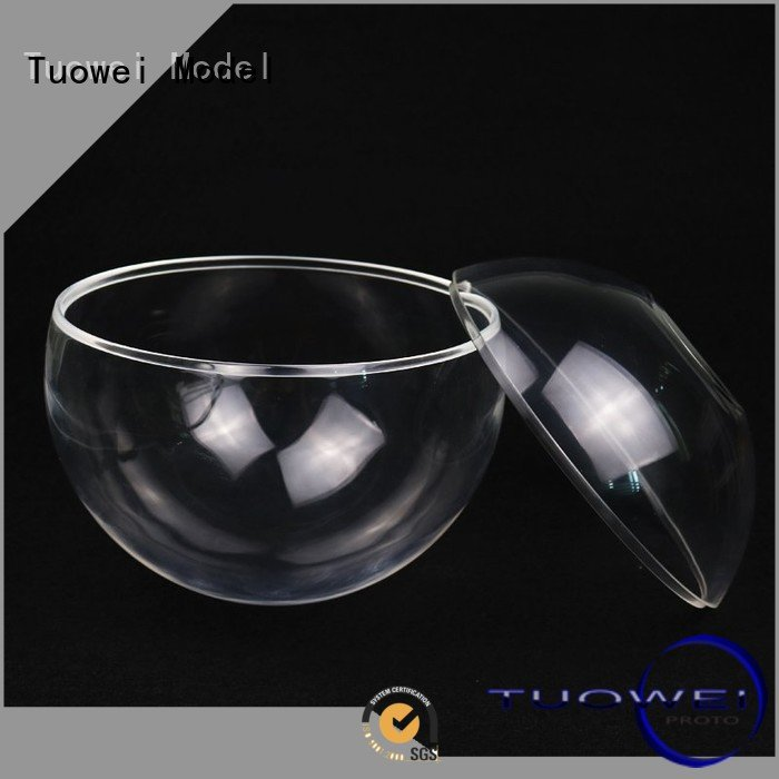 pmma transparent pmma prototypes factory architecture for metal Tuowei