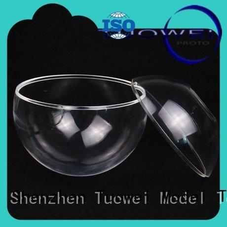 Tuowei rapid prototype plastic molding manufacturer