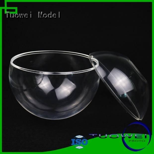pmma rapid prototype pmma transparent pmma prototypes factory plastic Tuowei