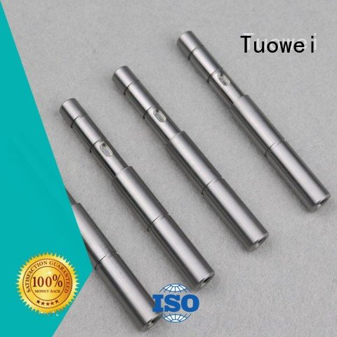 equipment stainless steel prototyping supplier for plastic Tuowei