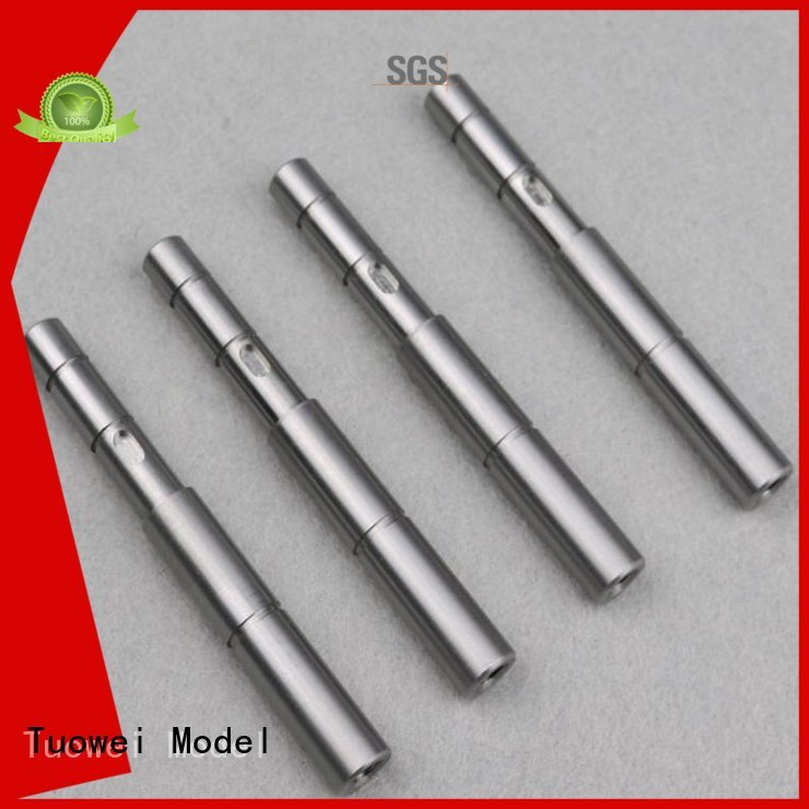 equipment precision stainless steel parts rapid prototyping factory design for metal Tuowei